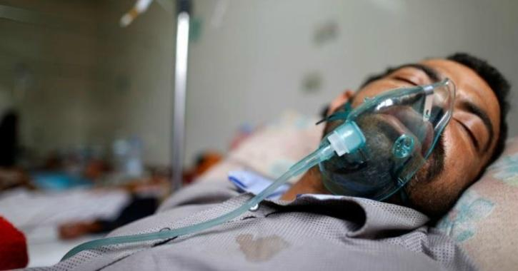 Delhi's ICU Beds Are Full As Dozens Of Patients Cramped In One Due To Poor Air Quality In General Wa