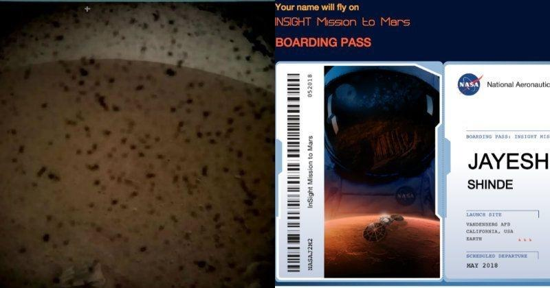 How 1 38 898 Indians And I Got Nasa S Insight Probe To Carry Our