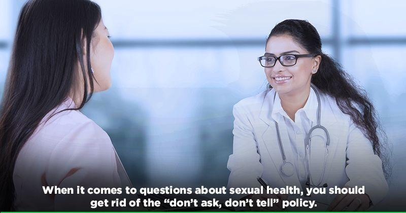 Sorry, that Ask a doctor questions about sex lie