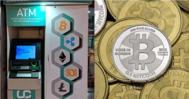 primul bitcoin atm din india