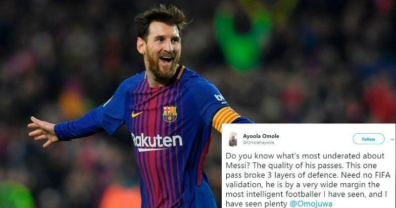 Lionel Messi Now Has More Champions League Hat-Tricks Than Any Other Player  And Fans Can t Stop praising Him b98375f51fb