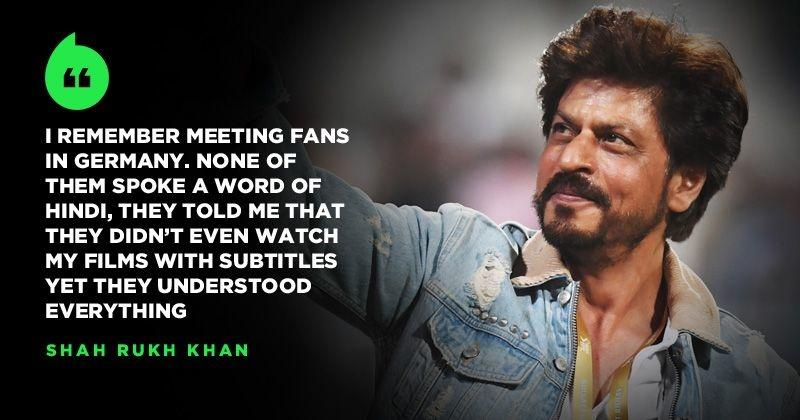 Shah Rukh Khan Fan Stream Deutsch