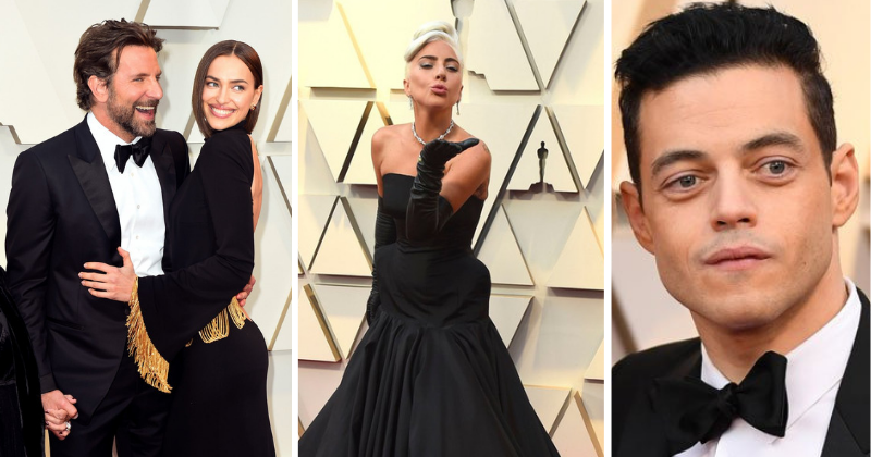 Oscars 2019 red carpet:Oscars 2019: From Rami Malek To