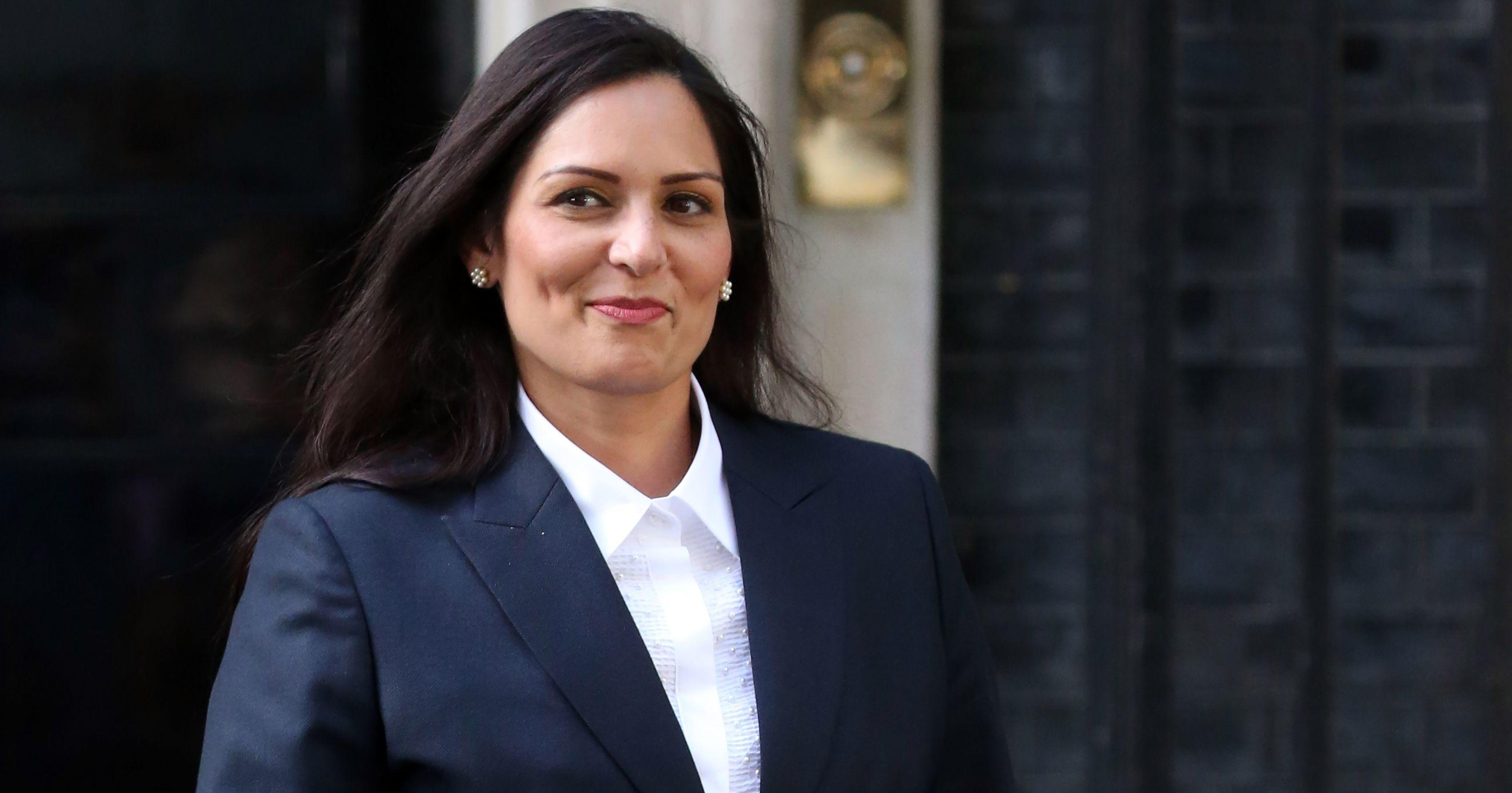 Priti Patel, A Staunch Modi Supporter, Appointed UK's ...