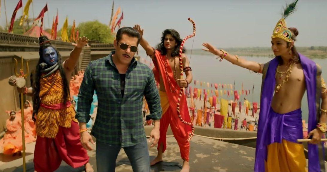 Hindu Outfit Demands Ban On Dabangg 3, Says Song