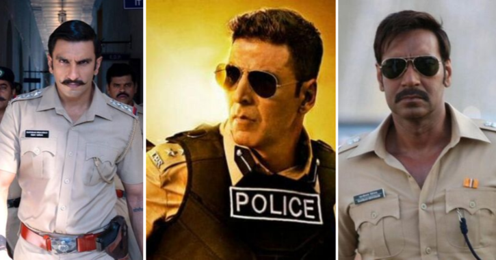 Rohit Shetty's Super Cop Universe To Unite! Singham, Simmba & Sooryavanshi Are Coming Together