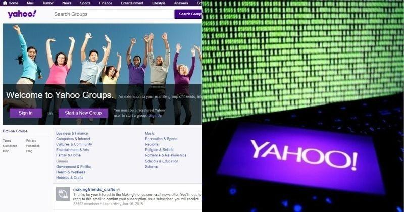 Yahoo Groups Is Shutting Down After 18 Years, And A Small