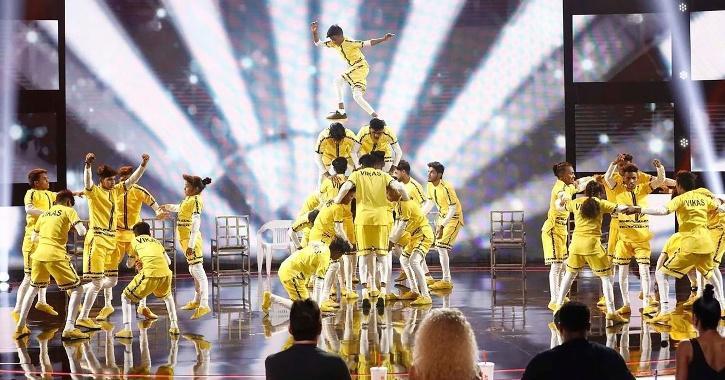 dance group v unbeatable