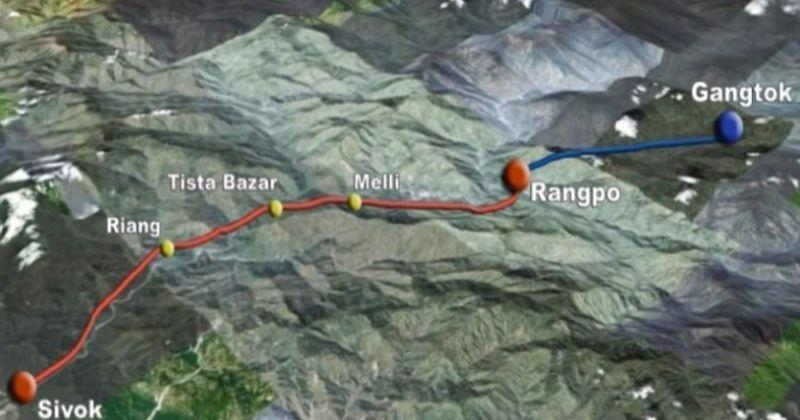 Indian Railways Sivok-Rangpo Project: In Two Years It Will Take Two Hours  To Travel From West Bengal To Sikkim