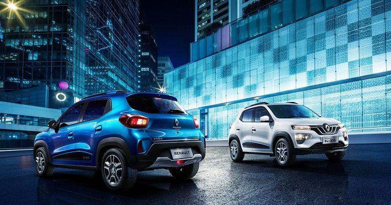 Auto Expo 2020: Renault Brings Kwid EV K-ZE - Price, Specs