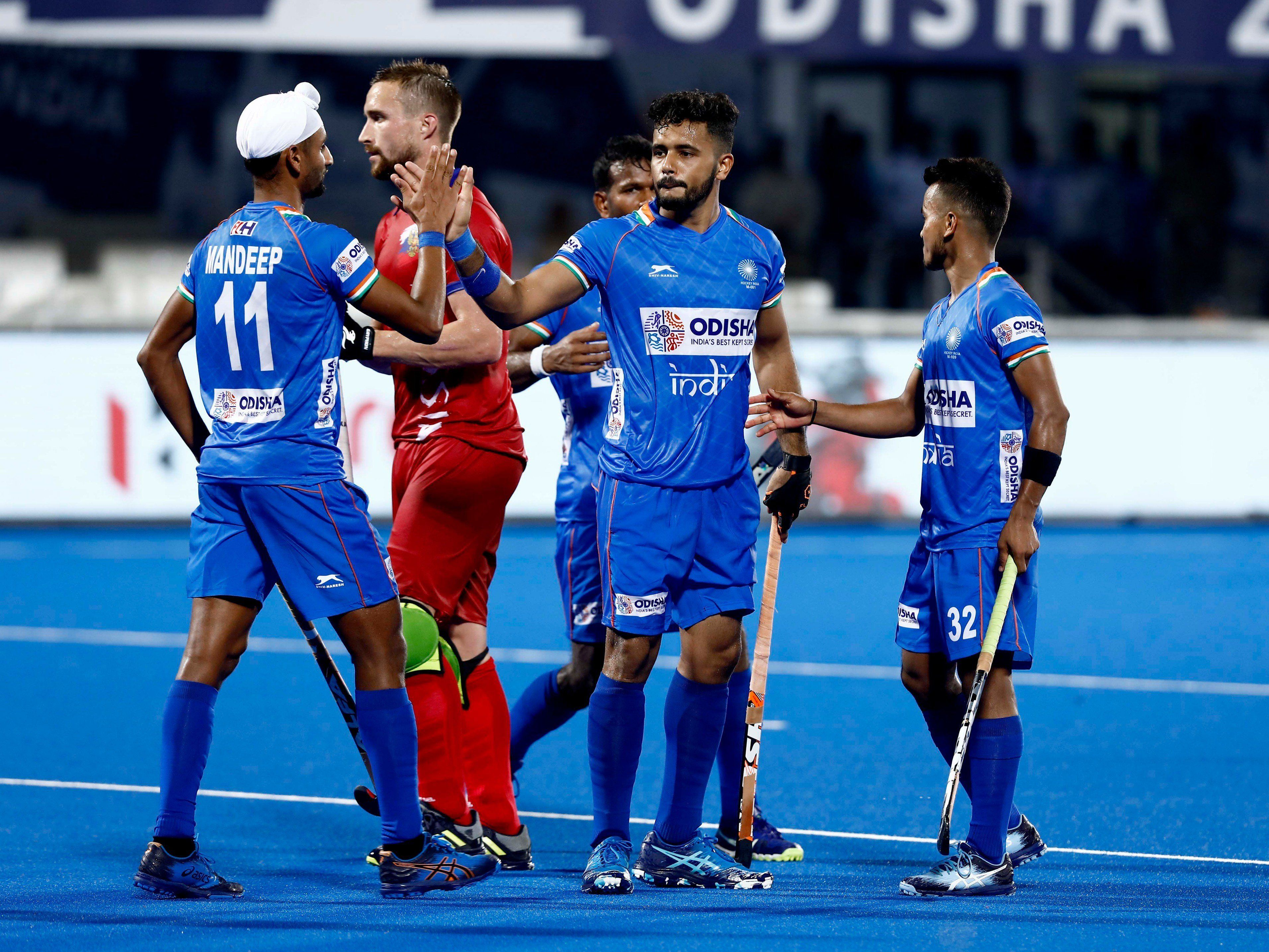 Best Thrash 2020 FIH Series Finals:India Begin 2020 Olympics Qualification Campaign