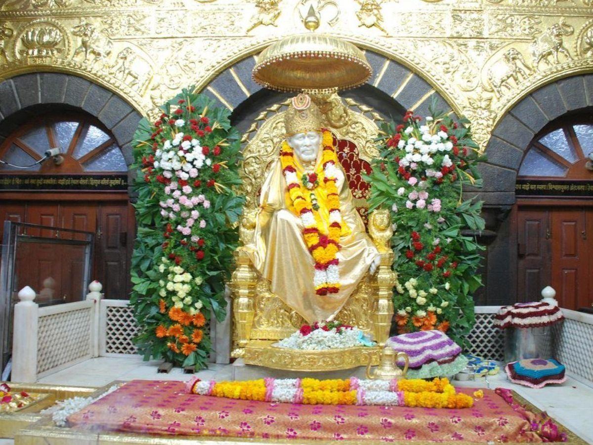 Shirdi Saibaba donations:Shirdi Saibaba Temple Gets Rs 14