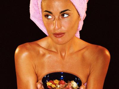 fruit for skin
