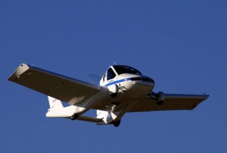 Transition-flying car