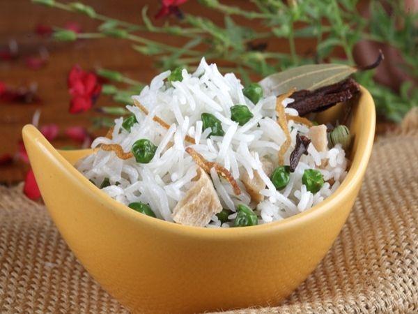 Chef Recipes: Cholia Soya Bean Pulao