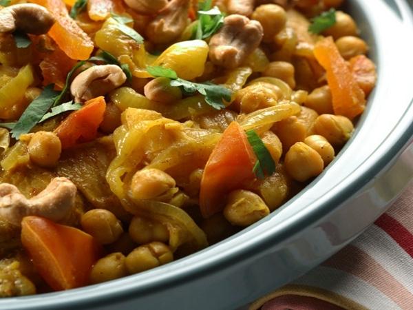 Chef Recipes: Apricot Chicken Tajine Recipe
