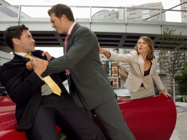Road Rage: How To Curb Anger Displaced From Personal Life