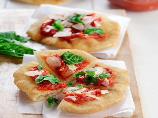 Chef Recipes: Pizza Fritta Recipe