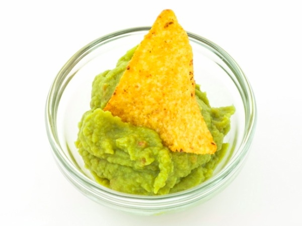 Healthy Party Snacks: Chips And Dips