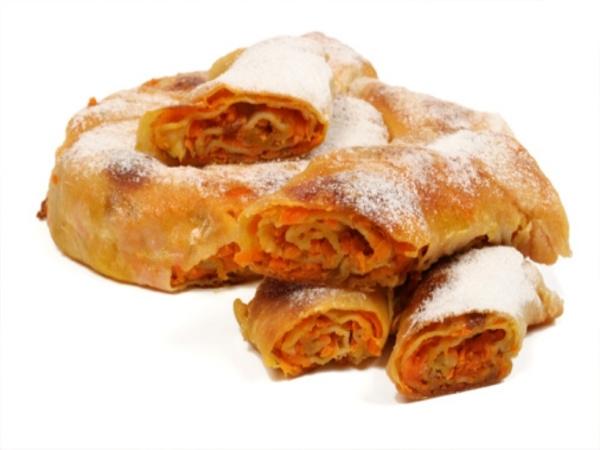 Healthy Foodie: Carrot Roti Recipe