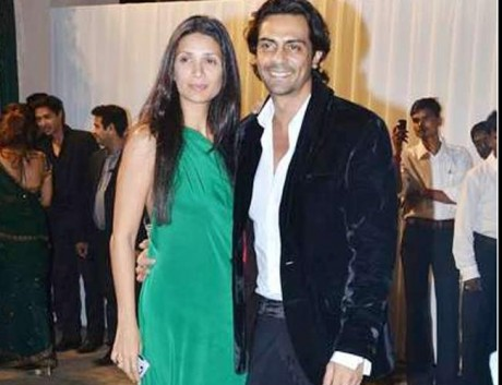 Mehr Jessia, Arjun Rampal