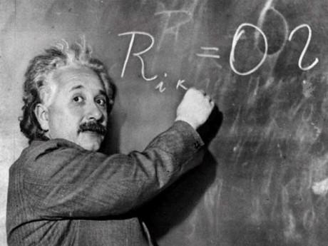 Einstein's weird sex life