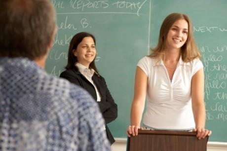 College Speaker