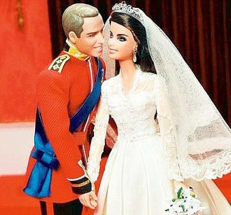 Royal Barbie Dolls