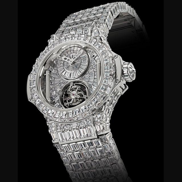 Big Bang chronograph