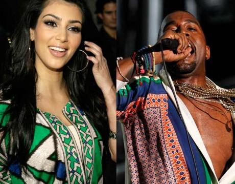 Kim, Kanye engaged?