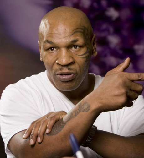 Life's the greatest gift, says Mike Tyson