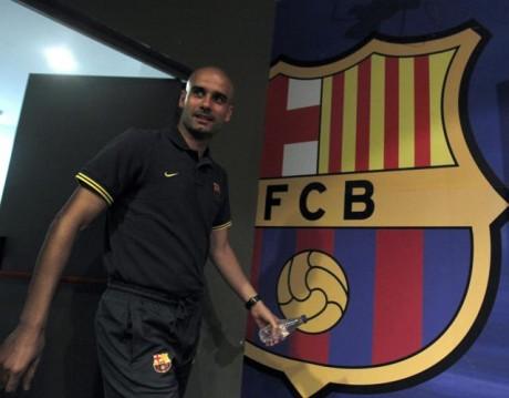 Barcelona coach Guardiola to quit club: Source