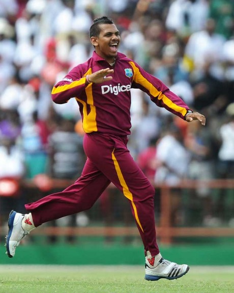 'Sunil Narine with KKR for entire IPL 5'