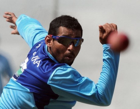 Dilshan fined by ICC for excessive appealing