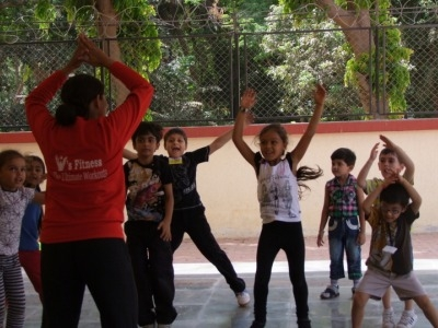 Fitness For Kids: Playful Bootcamp For Kids