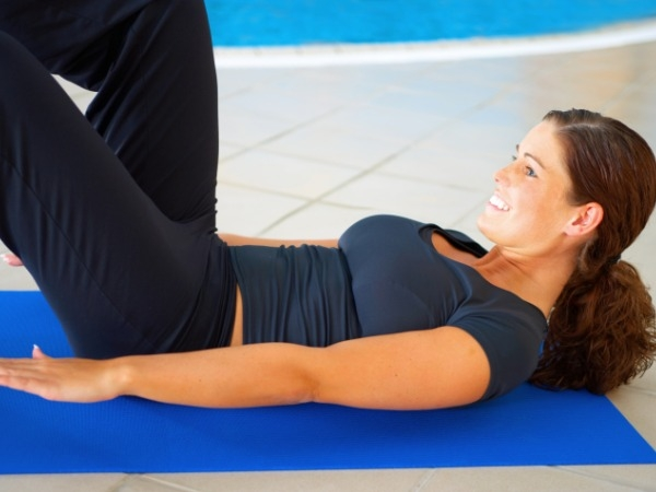 30 Minutes Of Daily Exercise Enough To Lower Weight