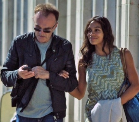 Danny Boyle dating 'Sin City' star