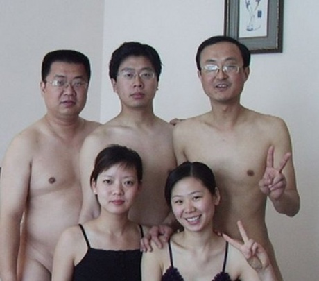 Chinese officials' sexual orgy goes viral
