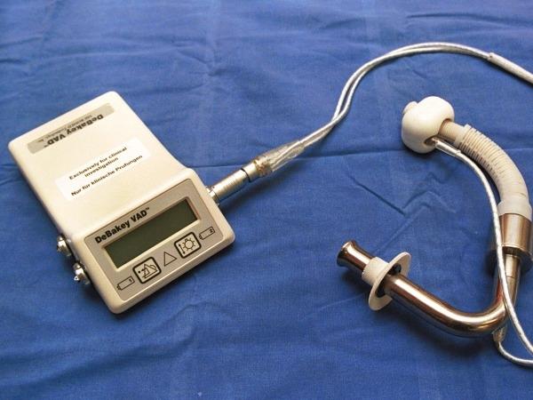 Briton Gets World's First Battery-Powered Heart Pump