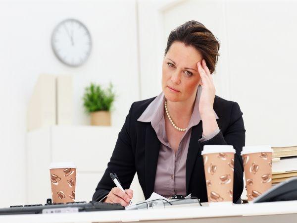 Stress, Depression Can Shrink Brain
