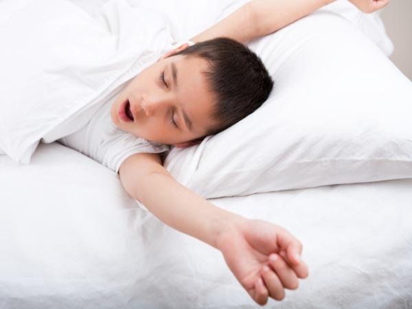 Preschoolers' Snoring Tied To Behavior Problems