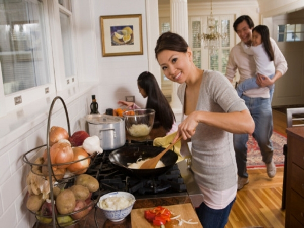 Eat Home-Cooked Food For A Longer Life!