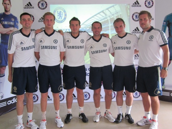 Chelsea Football Club Comes To Mumbai