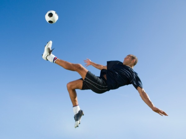 Soccer Power: Kicking Malaria Out Of Africa
