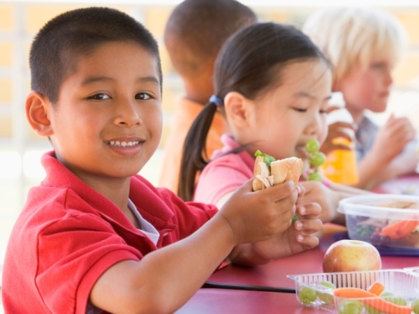 Weight Gain Slower Where School-Food Laws Are Strong