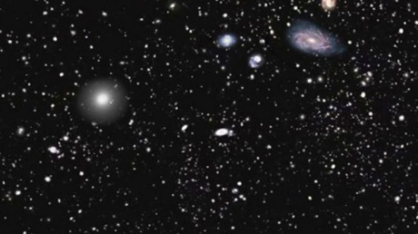 Largest 3D map of universe unveiled