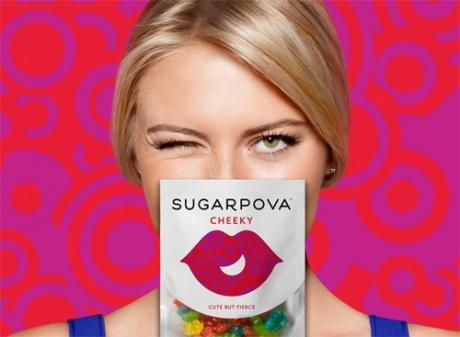 Maria Sharapova launches candy line 'Sugarpova'