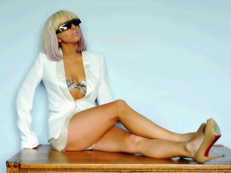 I still have sex on the beach: Lady Gaga