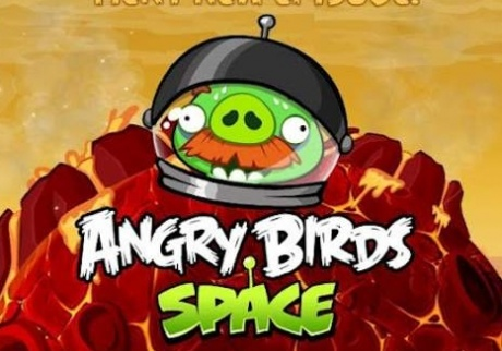 Angry Birds now on a Mars mission
