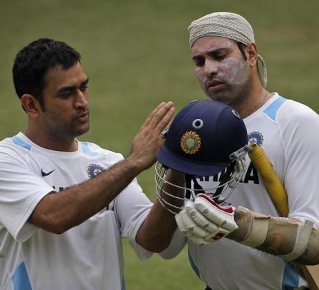 Sourav Ganguly blames Dhoni, Srikkanth